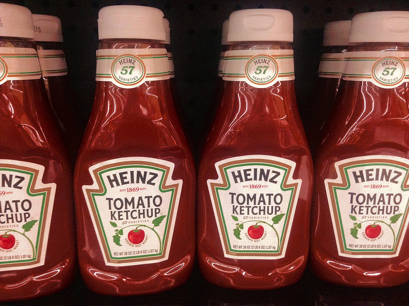 Doctors warn people not to eat Heinz ketchup! After discovering the product's actual ingredients, one state even legally forbade them from calling it ketchup! 8