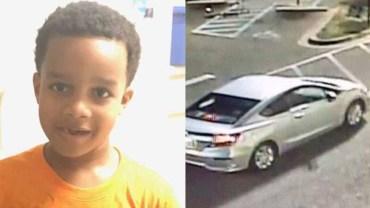 Jej synek zasnął, więc zostawiła go na moment w samochodzie i weszła do sklepu. Nie wiedziała, że widzi syna żywego po raz ostatni