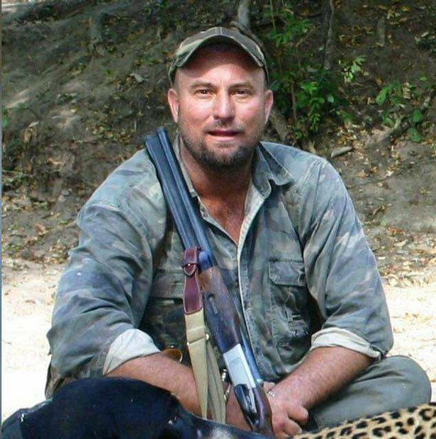 Karma comes back around! This hunter died while hunting – an elephant he was shooting at with his friends crushed him 5