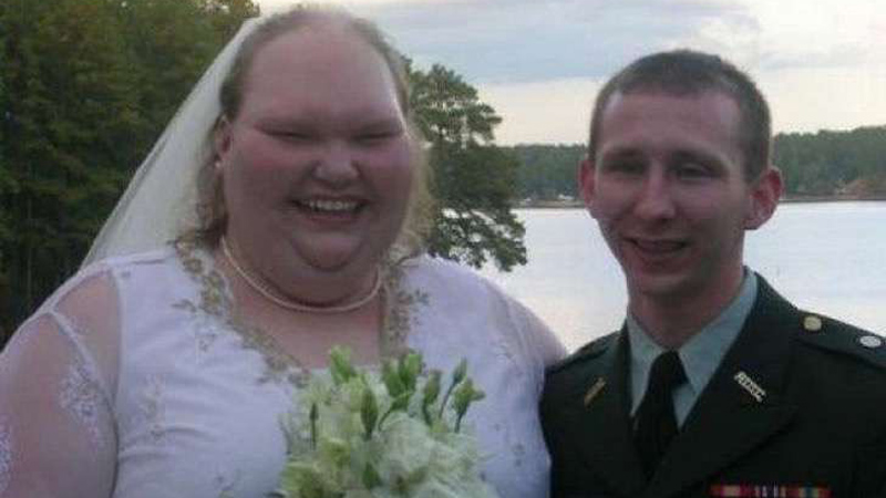 Five years ago, they were called the ugliest couple in the world. Mockery worked like a bucket of cold water. The transformation of this woman is stunning! 3