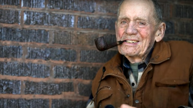 He was living modestly in a nursing home and when he confessed that he was a millionaire, no one believed him until he spent all his money on a great cause 4