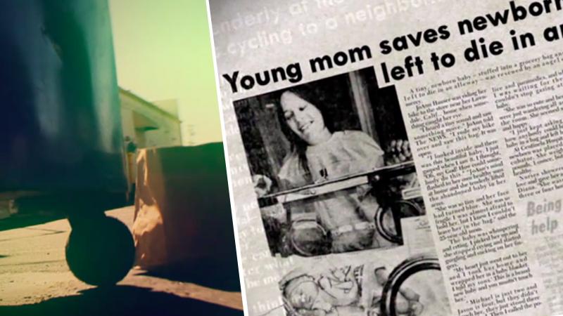 Biologiczna matka porzuciła Janet na śmietniku, zawiniętą w papierową torbę. Życie dziewczynki ocaliła rowerzystka, miała w tym jednak ukryty cel