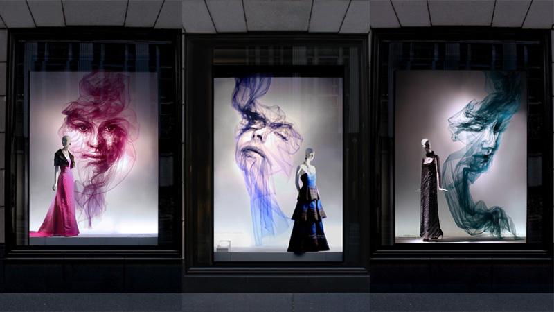 Tworzy sztukę ulotną niczym dym. Jego dzieła hipnotyzują, trudno uwierzyć, że powstały z dostępnego w każdym sklepie materiału!