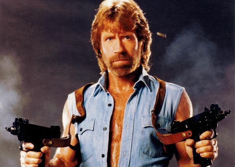 Chuck Norris przeżył dwa zawały w ciągu 45 minut. To twardziel nie tylko na ekranie!