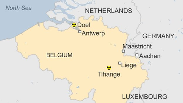 Failure in one of Europe's nuclear power plants? Residents receive iodine tablets. Prevention, panic or masking the effects of a catastrophe? 4