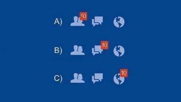Wchodzisz na FB i widzisz 10 zaproszeń, 10 wiadomości i 10 powiadomień. Co sprawdzisz jako pierwsze?Dobrze się zastanów…