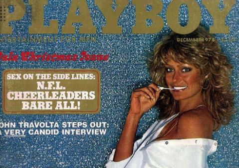 """Na pierwszej okładce """"Playboya"""" po śmierci jego twórcy pojawi się... transseksualista! Czy Hefner się w grobie przewraca?"""