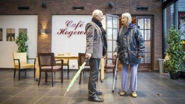 Hoogeveen to najbardziej nietypowa miejscowość w Europie, ponieważ wszyscy jej mieszkańcy mają identyczny problem – cierpią na demencję