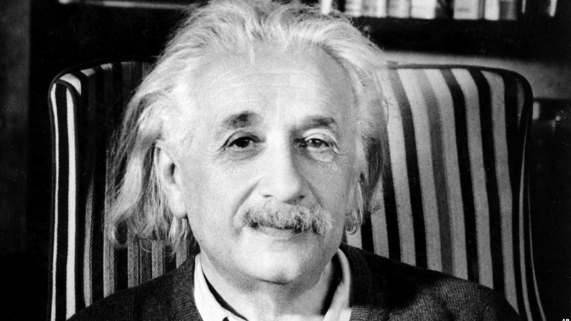 Einstein's recipe was fortunately sold for $ 1.3 million. This is probably the most expensive recipe in the world! 5