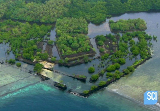 Has Atlantis been finally found? Nan Madol's ruins give researchers more and more reasons to develop interesting theories 2