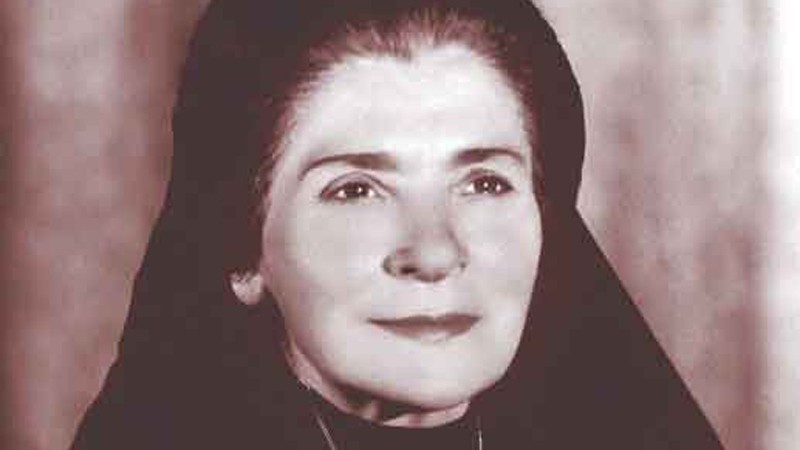 Sister Eugenia was the only one who saw God the Father. The visionary wrote his message to humanity. Here is the content 4