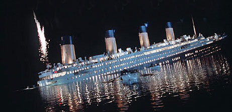 "Watch the scene that was removed from the movie ""Titanic""! Would filming with these scenes be better? It is not known, but it would certainly be sadder 2"
