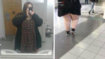 Otyła nastolatka poprosiła matkę, by przyniosła jej do szkoły koszulkę i jeansy. Powód? Rówieśnicy prześladowali ją za… noszenie sukienki!