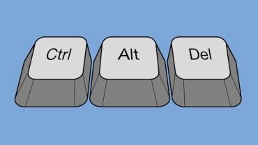 Ctrl+Alt+Del to nie tylko skrót klawiszowy, ale sposób na złe nawyki problemy w życiu