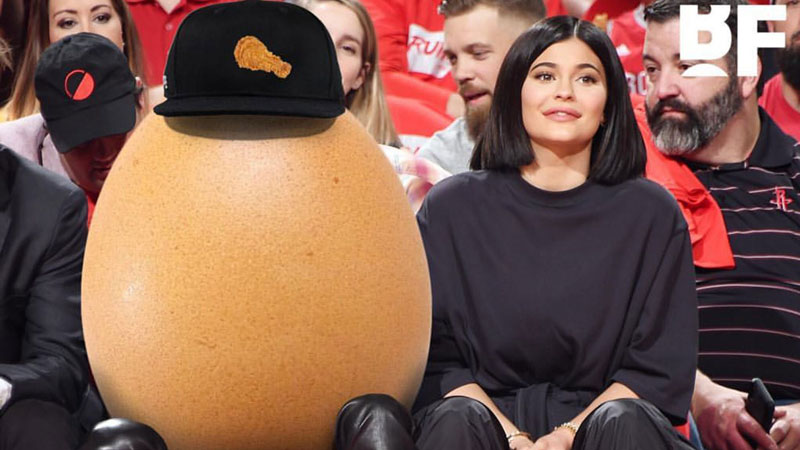 To jajko jest lepsze od Kylie Jenner. Sprawdź, dlaczego