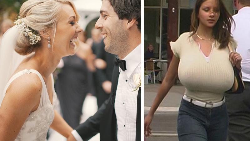 Panna młoda nie zaprosiła na ślub najlepszej przyjaciółki. Stwierdziła, że koleżanka ma... zbyt obfite piersi