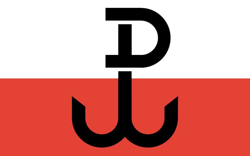 Polska odzież patriotyczna strojem roboczym na Słowacji! Podobno były to najtańsze dostępne ubrania