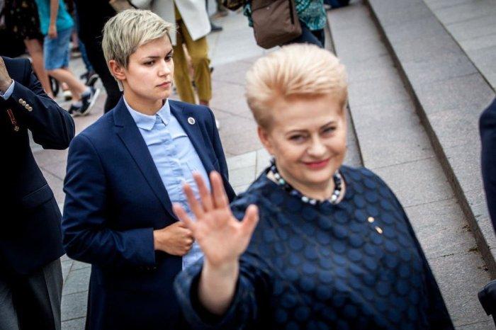 Świat jest pod wrażeniem ochroniarza prezydent Litwy! Kim faktycznie jest ta niebezpieczna piękność?