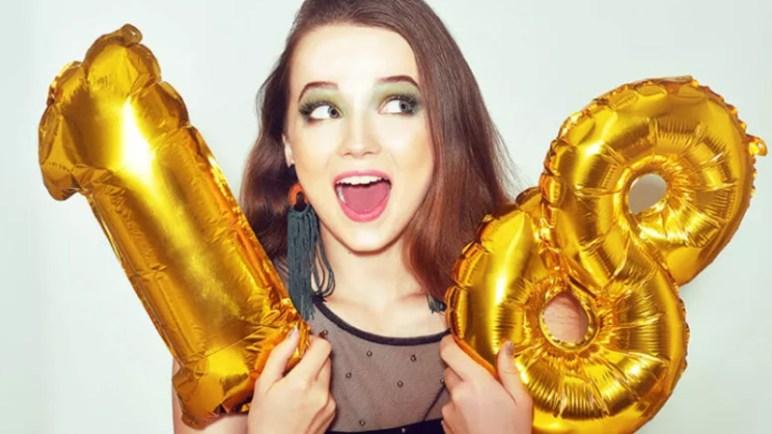 Życzenia na 18. urodziny: dla przyjaciółki, dla córki, dla chłopaka. Poważne i śmieszne