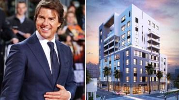 """Tom Cruise trzyma rodzinę w elitarnym więzieniu. Jego ochroniarz nazywa budynek """"miastem duchów"""""""