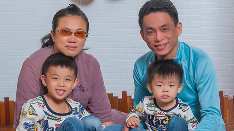 """""""Chciałem być bliżej mamy"""" - 8-latek zdobył najwyższą górę Tajwanu. Obiecał zmarłej mamie, że wejdą tam razem"""