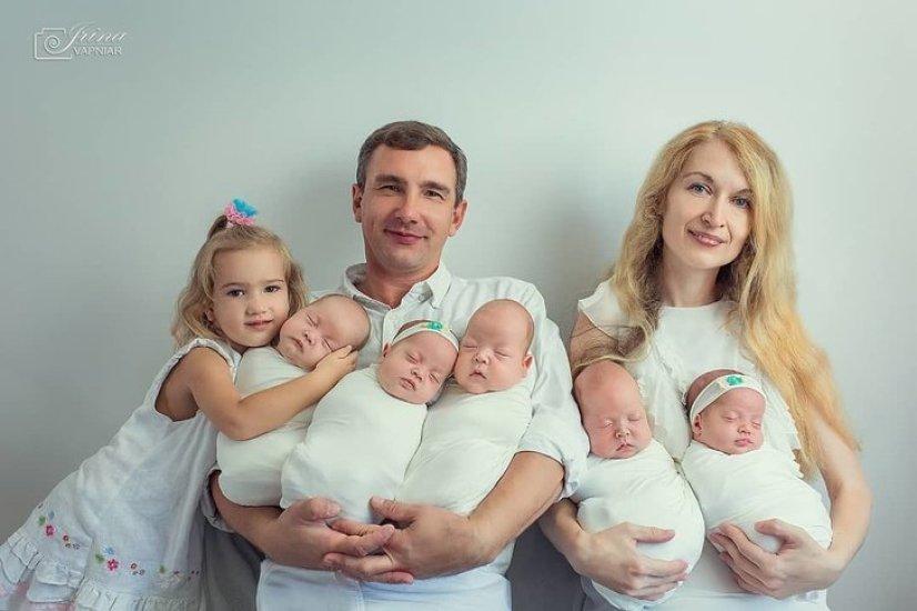 Mąż porzucił żonę po tym, jak urodziła mu pięcioraczki. Przerosły go obowiązki związane z dziećmi...