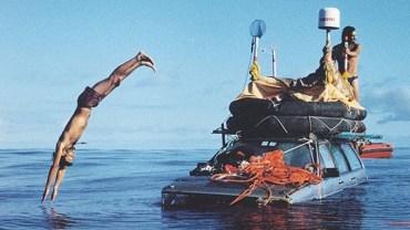 """Przepłynęli Atlantyk passatem! Poznaj historię jedynych w swym rodzaju """"autonautów"""""""