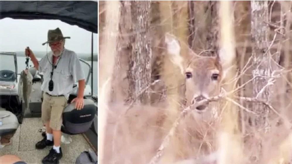 Myśliwy sądził, że zastrzelił jelenia. Wściekłe zwierzę przeżyło i skazało go na śmierć!