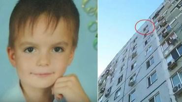 8-latek wyskoczył z okna na 9 piętrze. Chciał uciec przez rodzicami, którzy się nad nim znęcali
