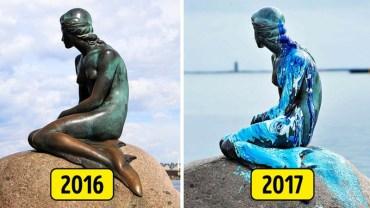 7 popularnych atrakcji turystycznych, które straciliśmy w ciągu ostatnich 5 lat