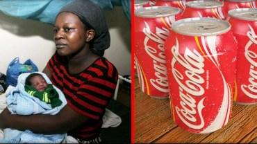 Kenijskie matki pozbywają się niechcianych dzieci dzięki Coca-Coli! Ten proceder wywołuje dreszcze