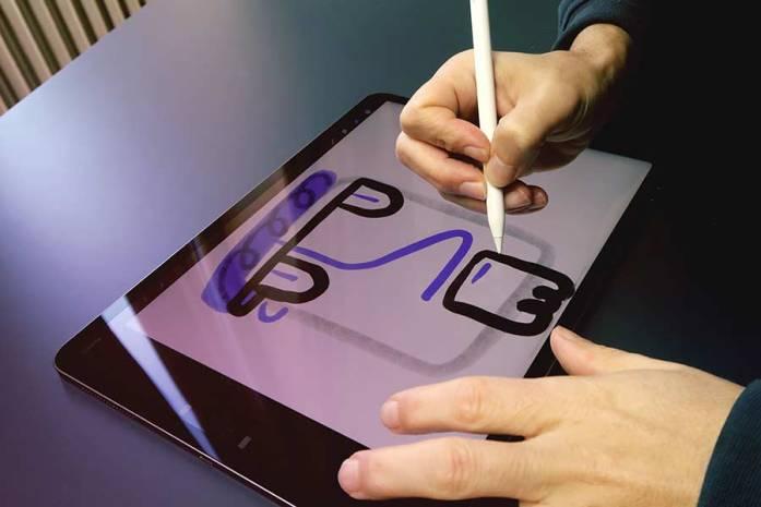 Procreate Tips et astuces pour mieux dessiner sur iPad Pro.