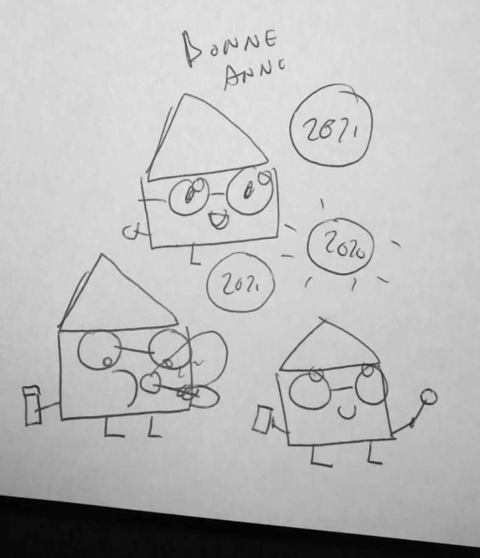 Croquis pour animation