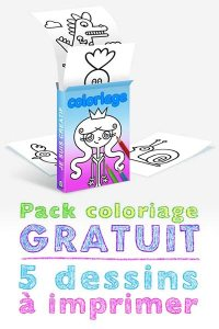 Coloriage à imprimer