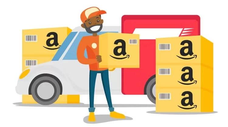 Amazon FBA France