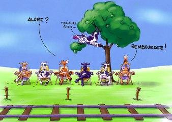 Grêves SNCF