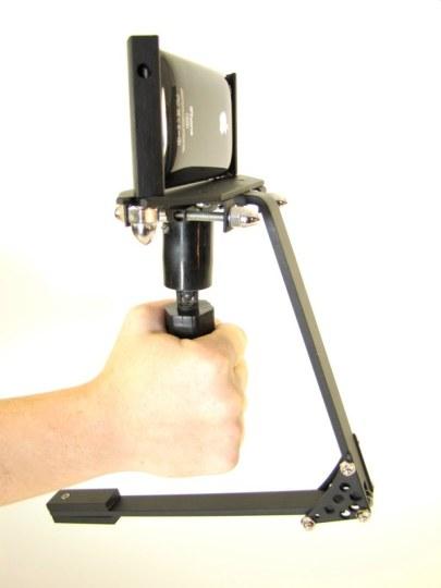 IMG 0273 - iSteady Shot : Le 1er stabilisateur d'appareil photo pour iPhone 3GS et iPod Nano 5