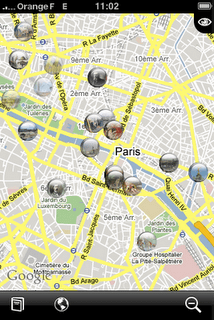 geolocalisation-application-visit-paris-iphone