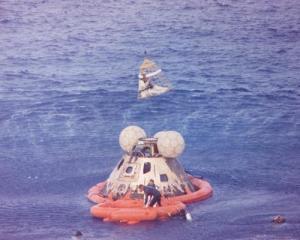 Le sauvetage d'Apollo 13