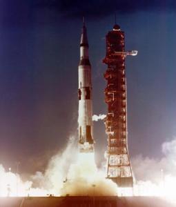 Lancement d'Apollo 4