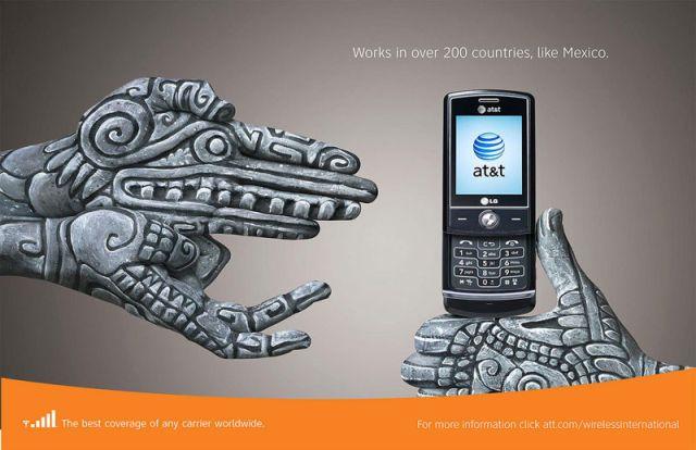 ATT Mexique - AT&T et la communication visuelle par les mains