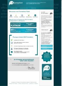 Devenez développeur Flash professionnel avec la formation actionscript AS3 Facile ! 2