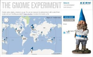 The Gnome Experiment