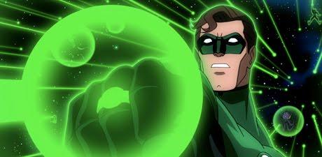 GREEN LANTERN - Green Lantern - Le complot