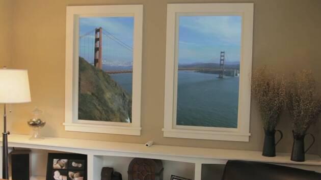 Winscape : simuler une vue sur une fausse fenêtre ! 2