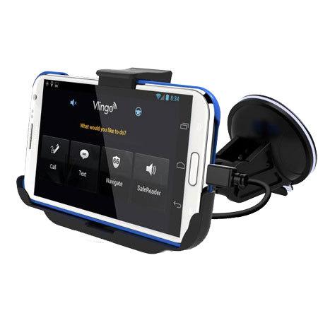 Test du Support voiture avec chargeur pour Samsung Galaxy Note 2 2