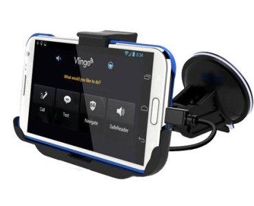Test du Support voiture avec chargeur pour Samsung Galaxy Note 2 1