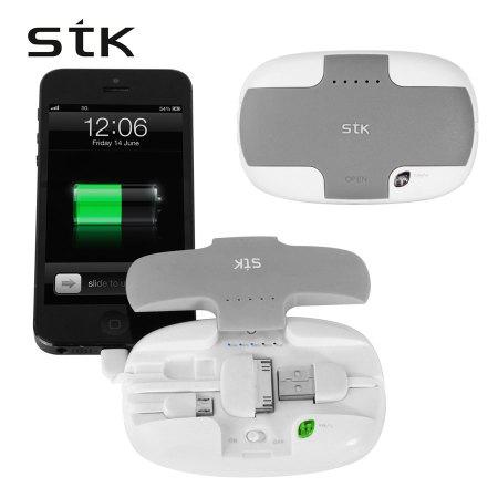 40618 - Test de la batterie externe STK 3-in-1 de 4000 mAh