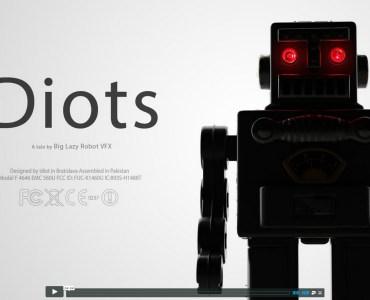 iDiots, film d'animation réaliste
