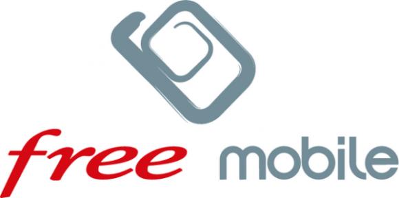 Logo Free Mobile 4G